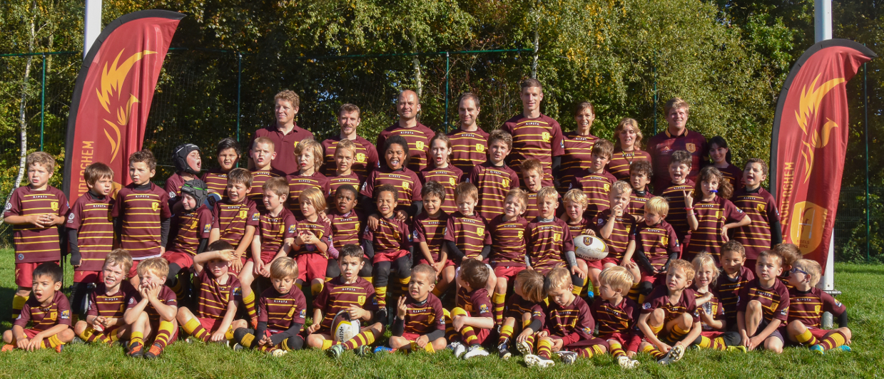 Ecole Rugby Citizens 2017